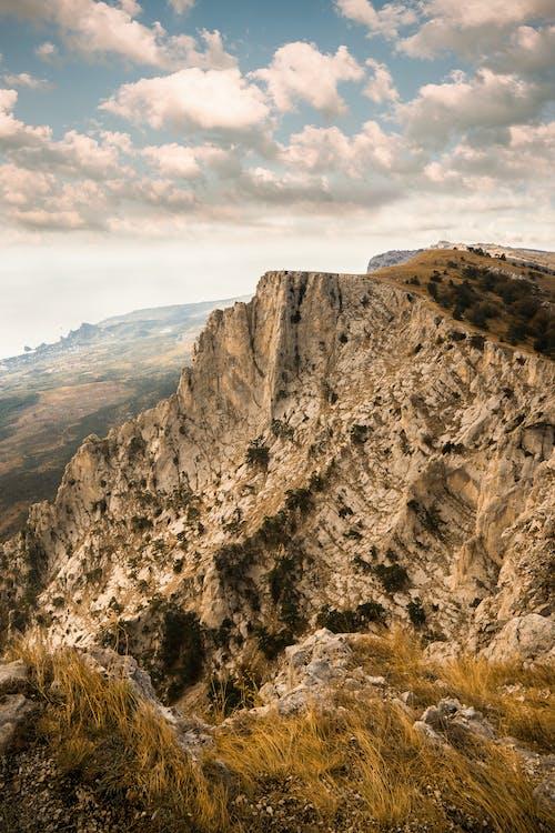 denní světlo, hory, kameny