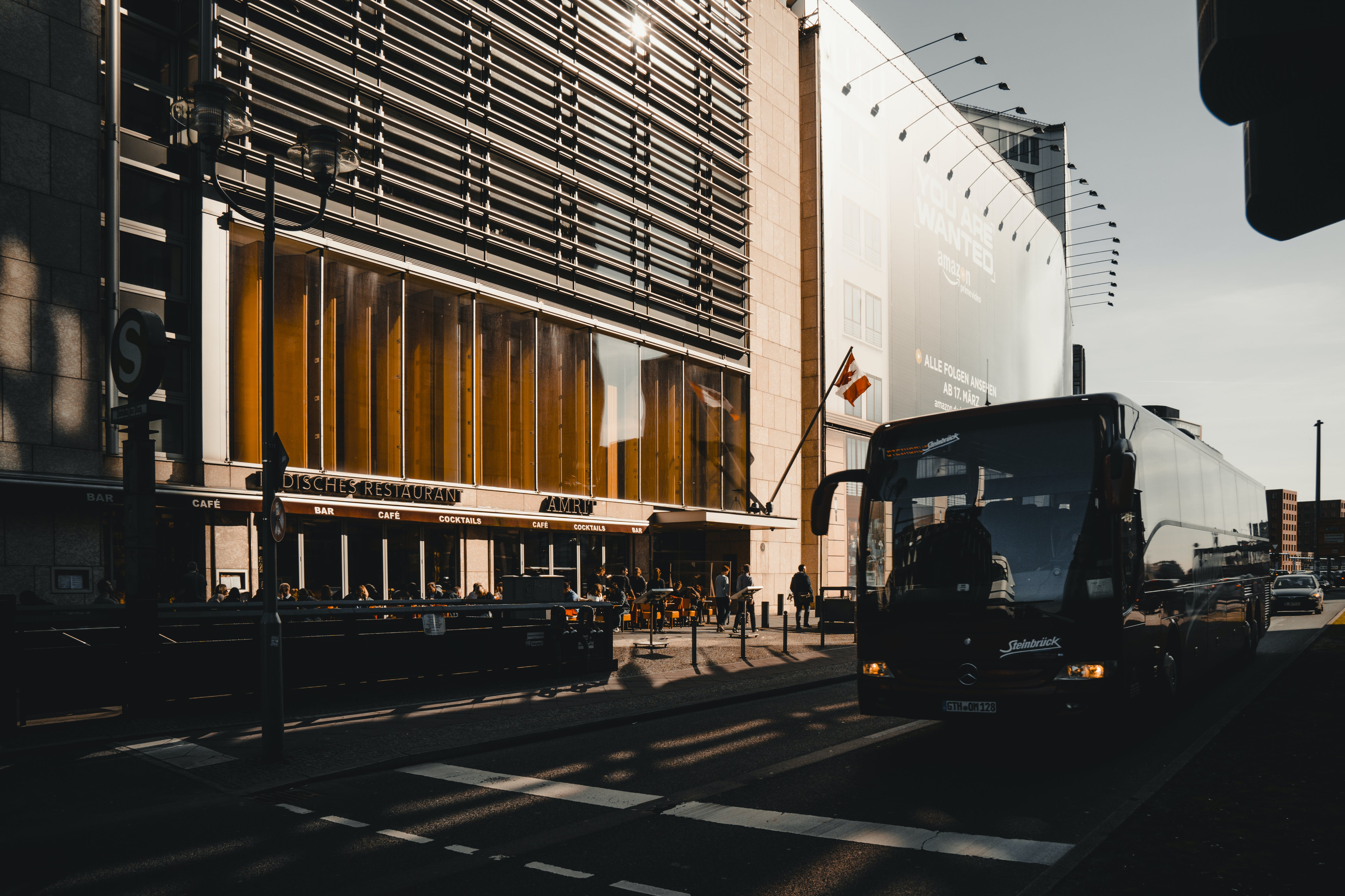 Photo of Bus on Road