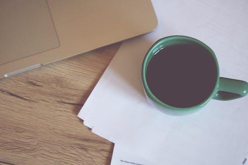 คลังภาพถ่ายฟรี ของ กลิ่นกาแฟ, กาแฟ, กาแฟดำ, งาน