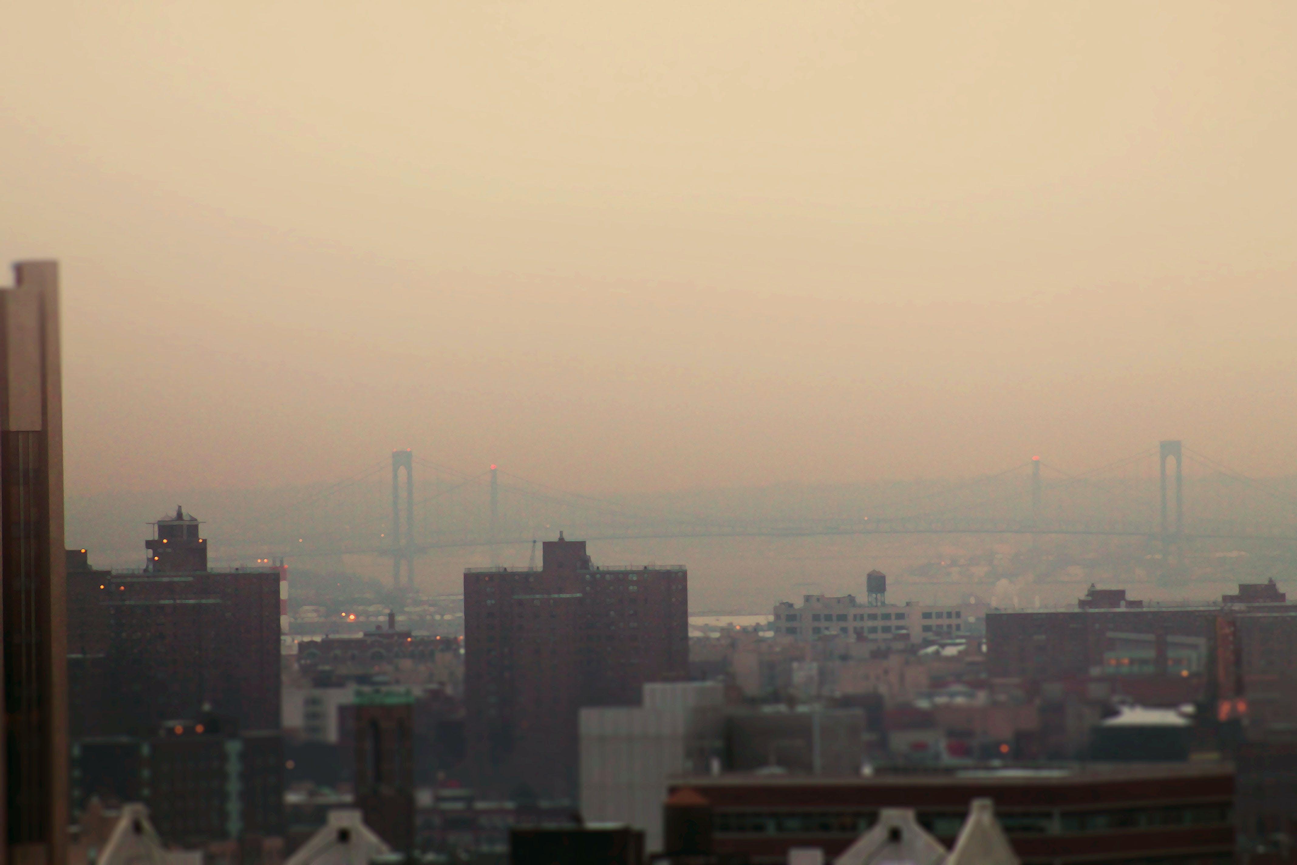 Foto profissional grátis de cidade, espaço, harlem, nebuloso