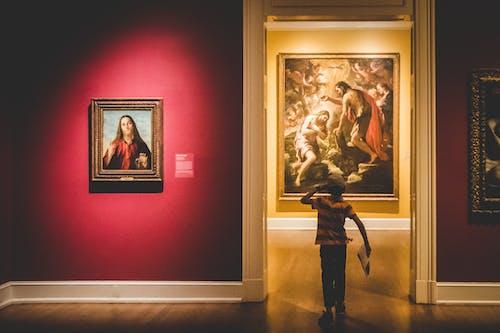 Foto d'estoc gratuïta de aprenent, art, art antic, art històric
