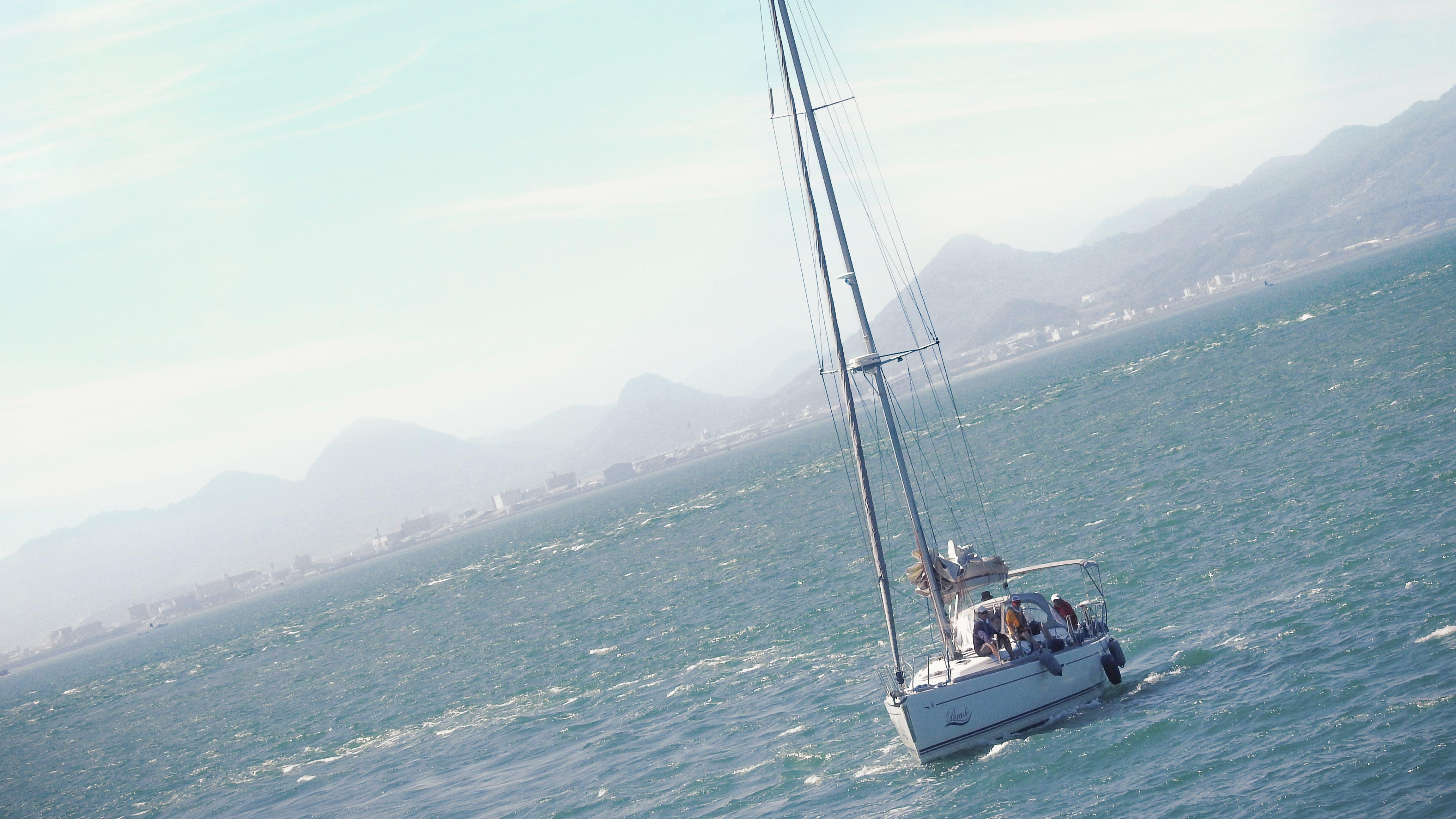 Free stock photo of boat, fishing boat, japan, sea