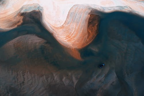 Бесплатное стоковое фото с вода, водный транспорт, геология, дневной свет