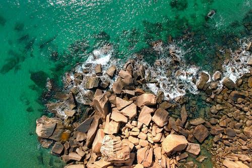 Imagine de stoc gratuită din apă, bolovani, faleză, lângă ocean