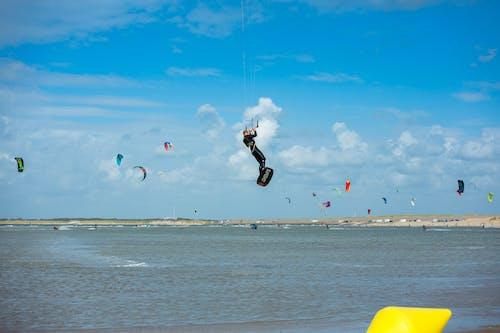 Free stock photo of kiten beach