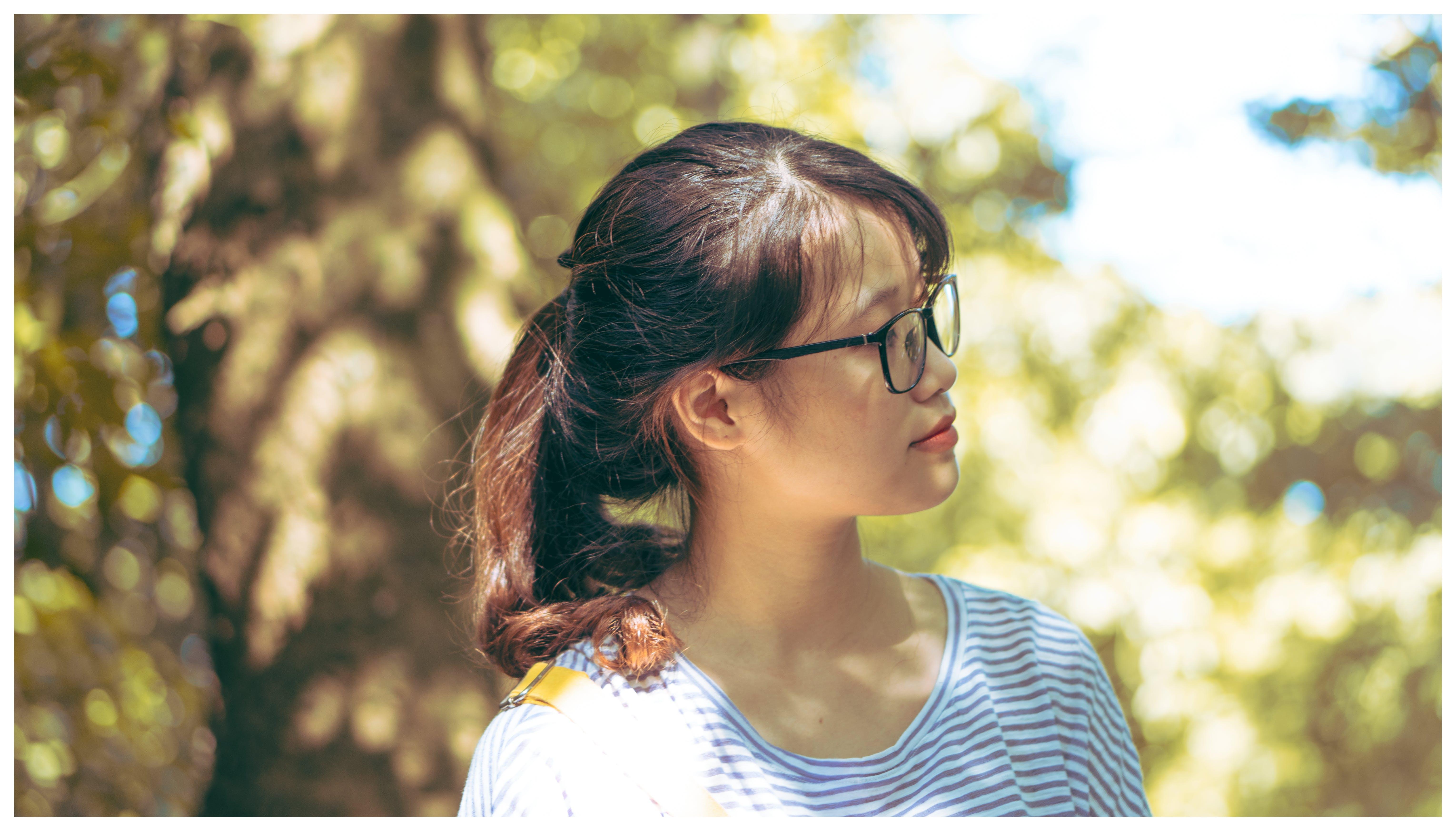 Immagine gratuita di capelli, donna, donna asiatica, femmina