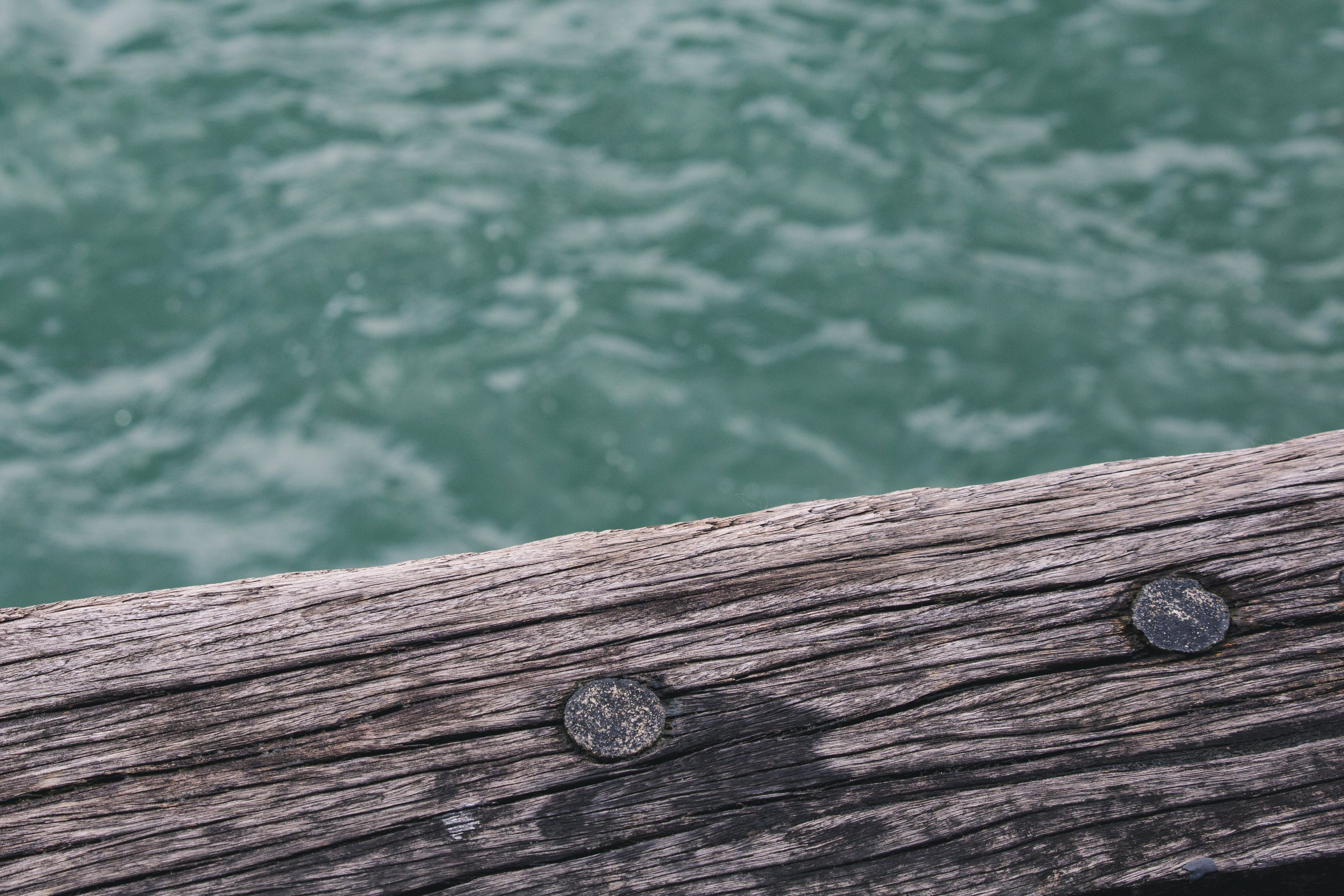 Free stock photo of wood, water, texture, blur