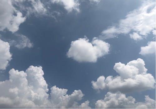 Free stock photo of blue sky, clouds, sky
