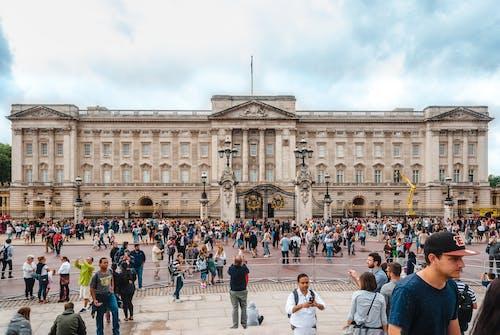 Free stock photo of buckingham, guard, london, palace