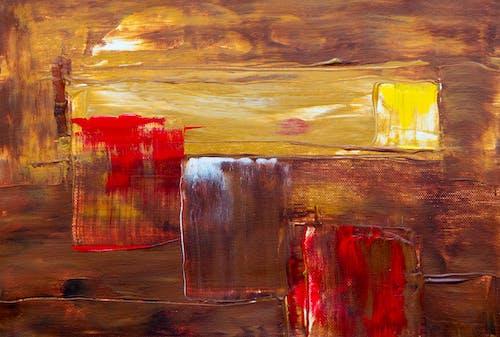 Безкоштовне стокове фото на тему «абстрактна картина, абстрактний експресіонізм, акрилова фарба, дизайн»