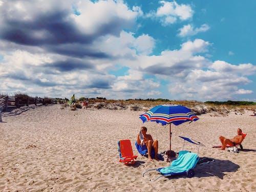 Gratis lagerfoto af fritid, hav, himmel, kyst