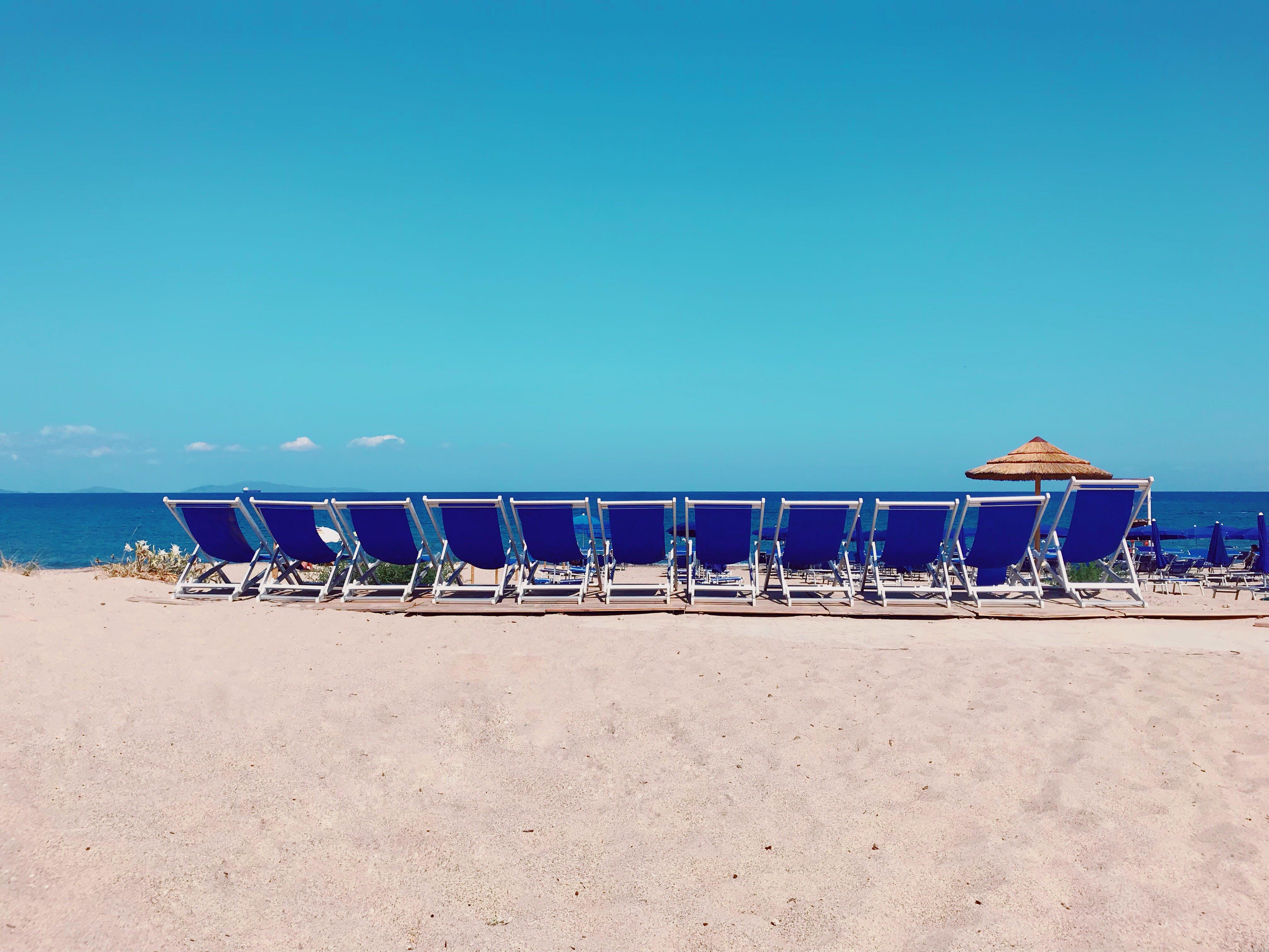 Free stock photo of beach, island, leisure, no person