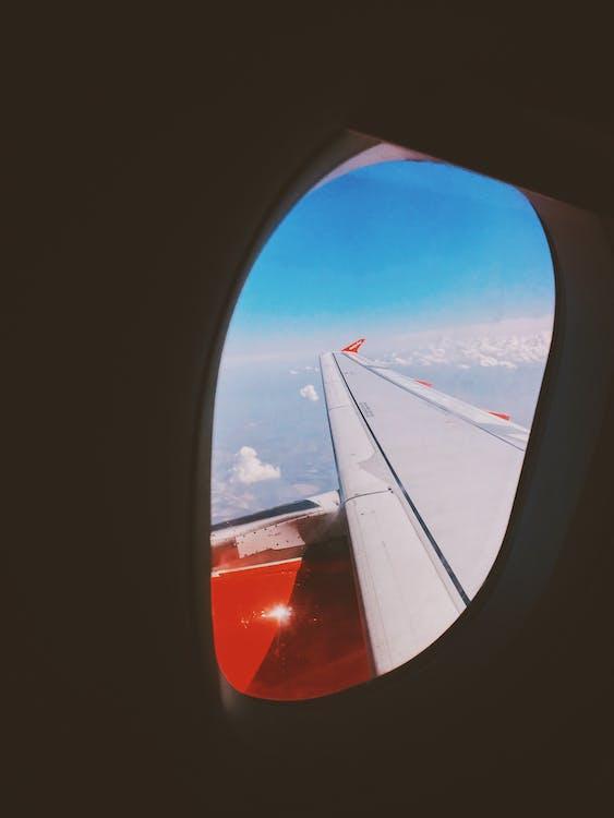 aeronave, ala de avión, aviación