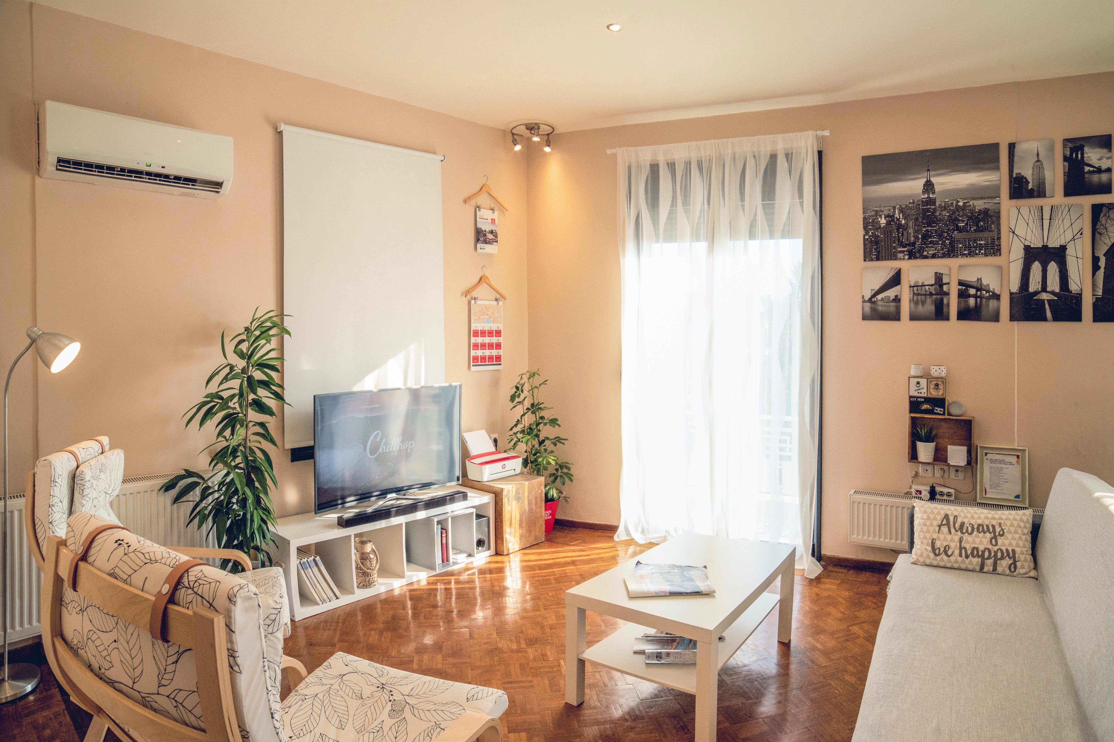 Ingyenes stockfotó airbnb, belsőépítészet, beltéri, bútor témában