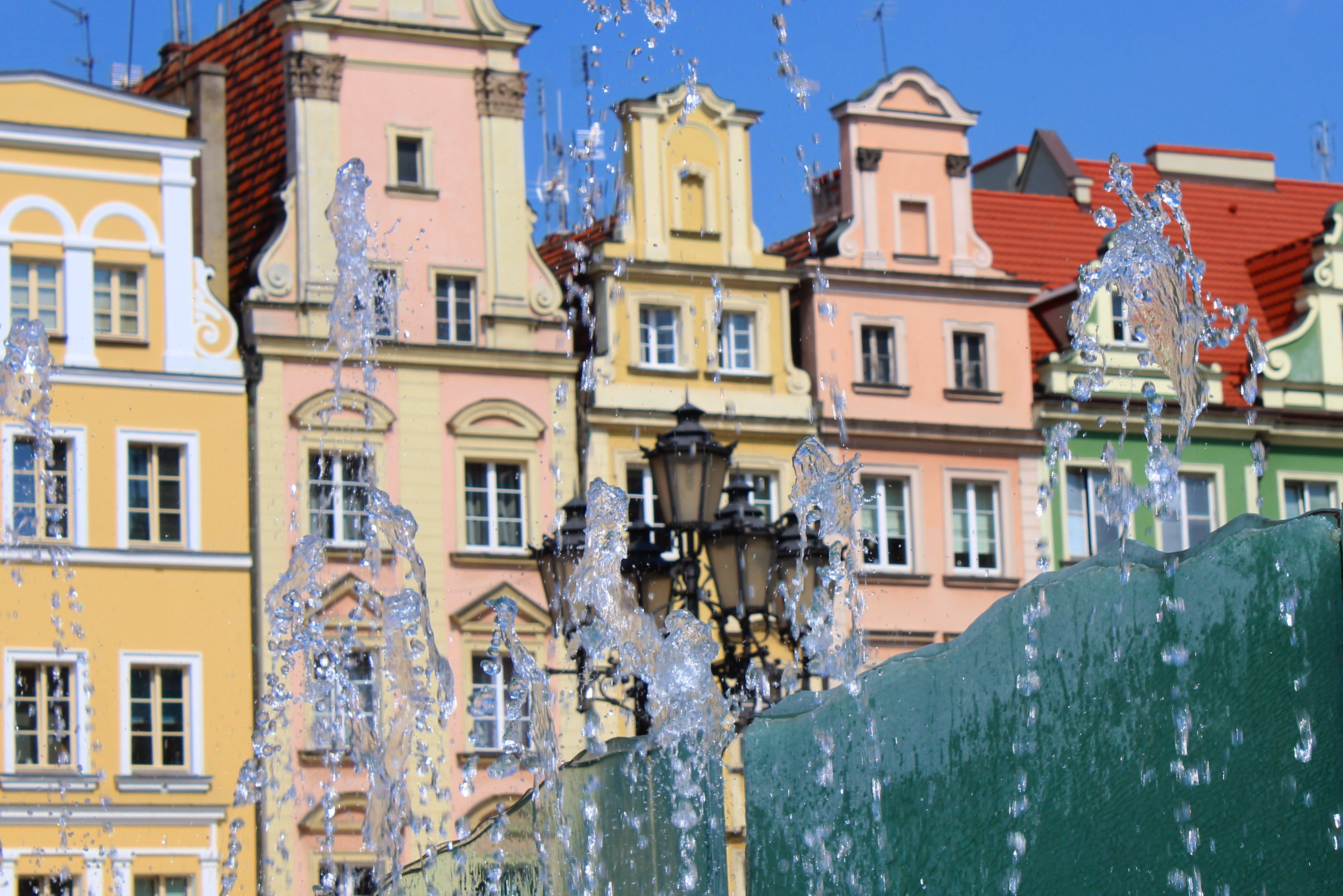 Free stock photo of poland, sightseeing, wroclaw