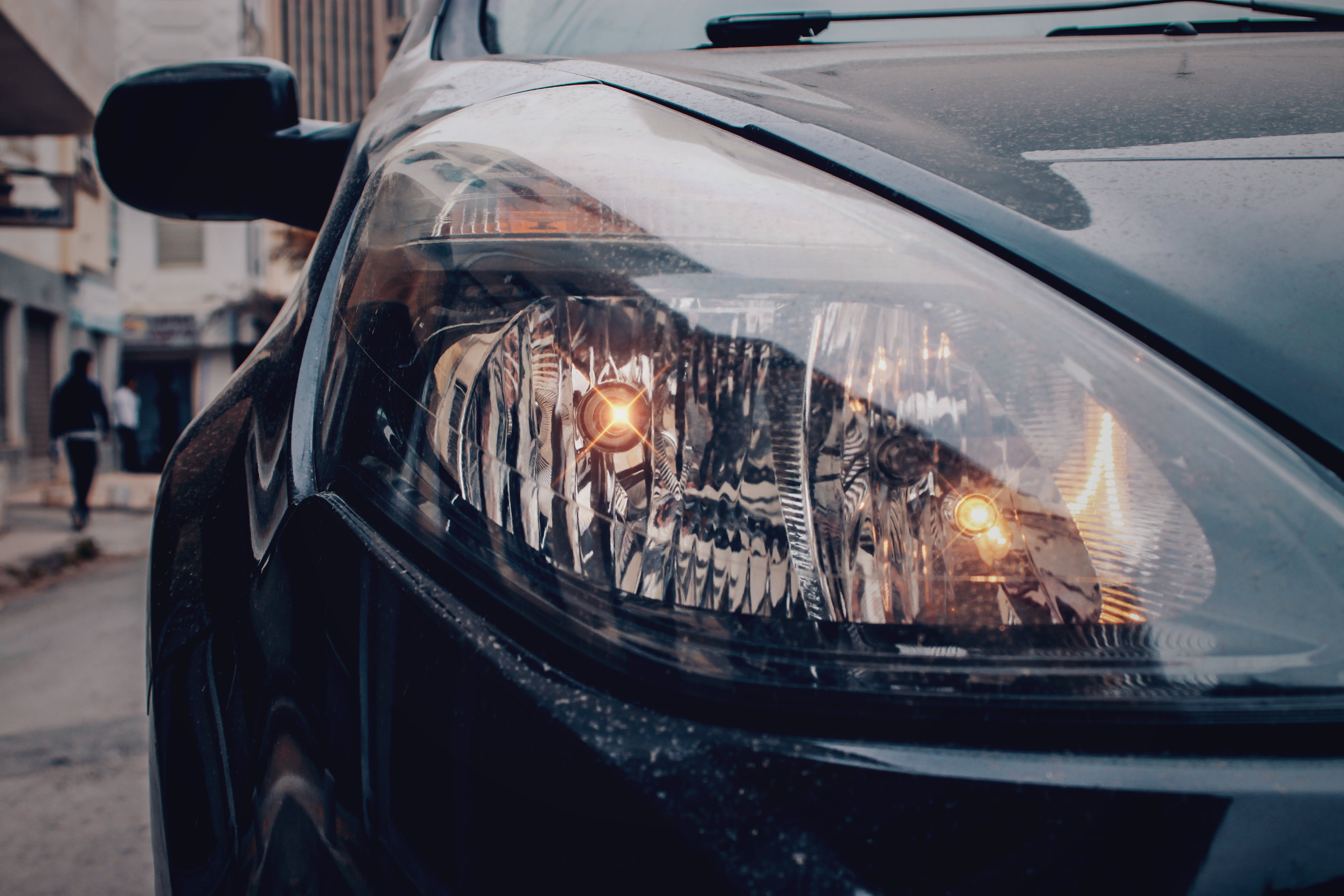 Vehicle Headlight