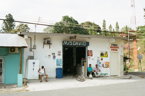 Landscape Photography of M/s David Storefront