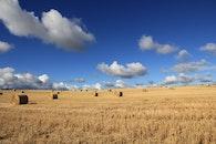 landscape, sky, clouds