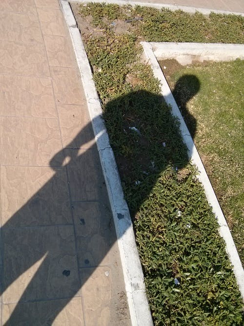 Free stock photo of shadows