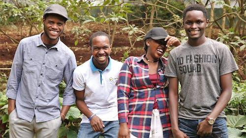 Бесплатное стоковое фото с Африка, смех, улыбки, эмоция