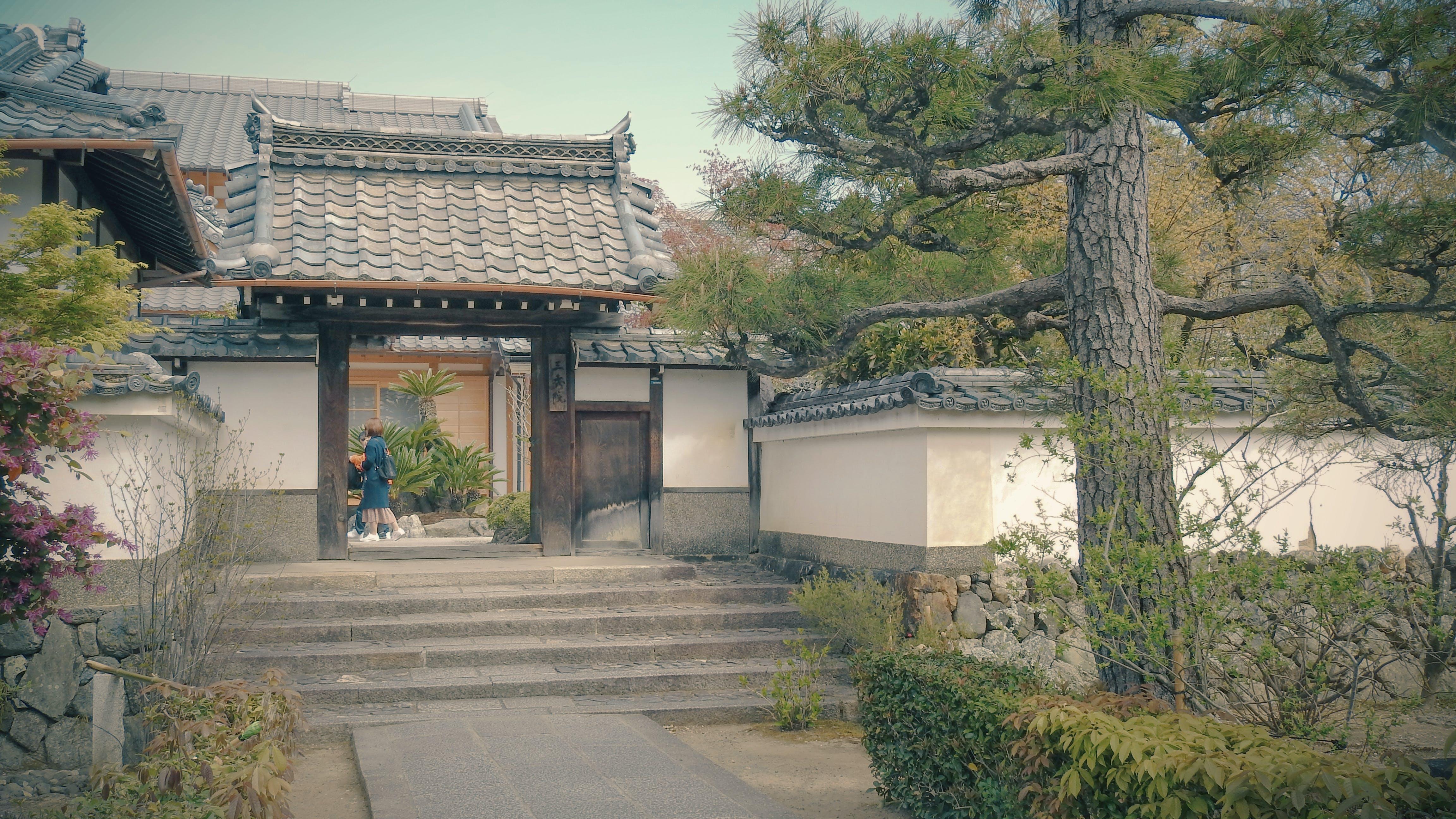 Free stock photo of arashiyama, gate, japan, kyoto