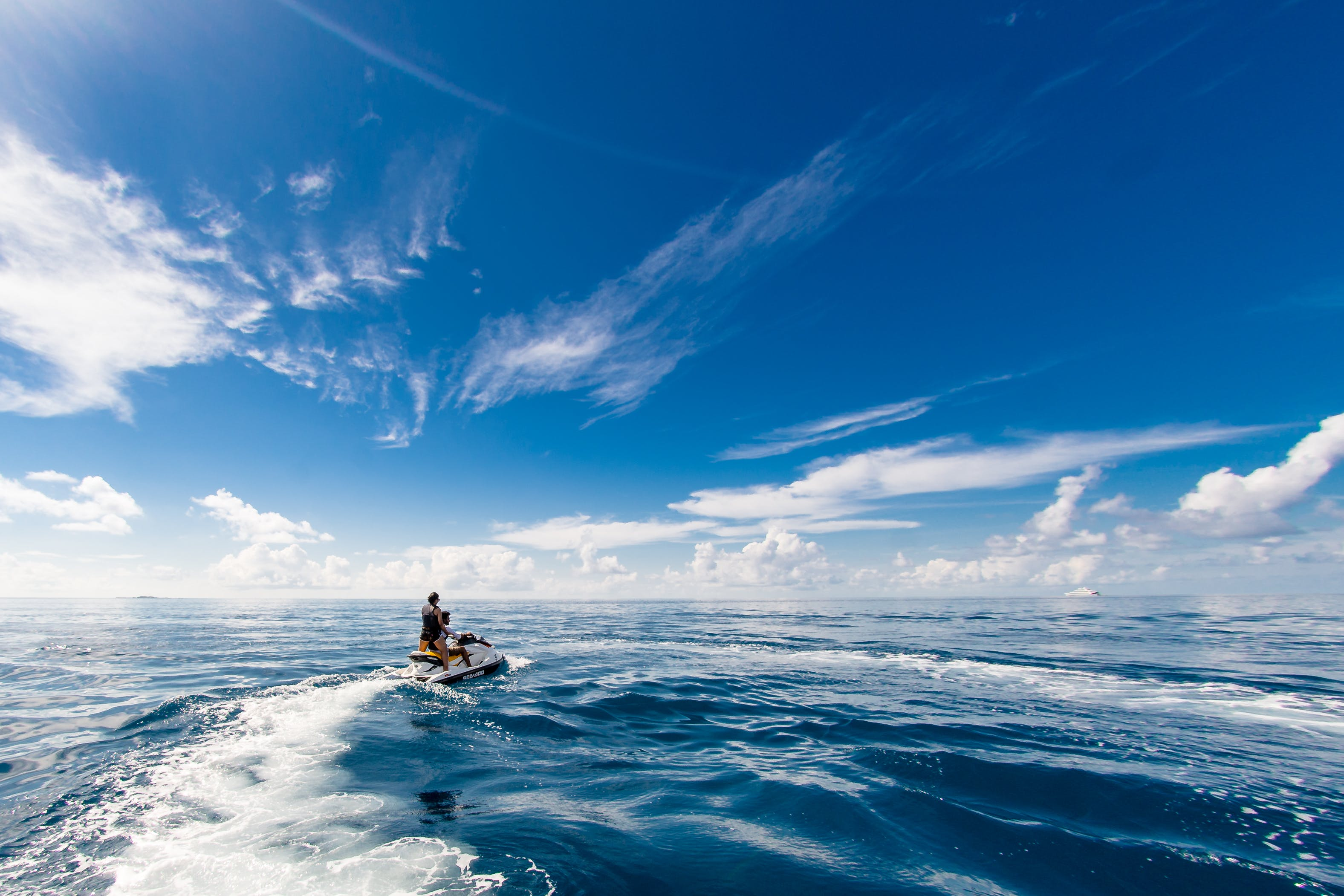 Kostenloses Stock Foto zu draußen, erholung, himmel, horizont