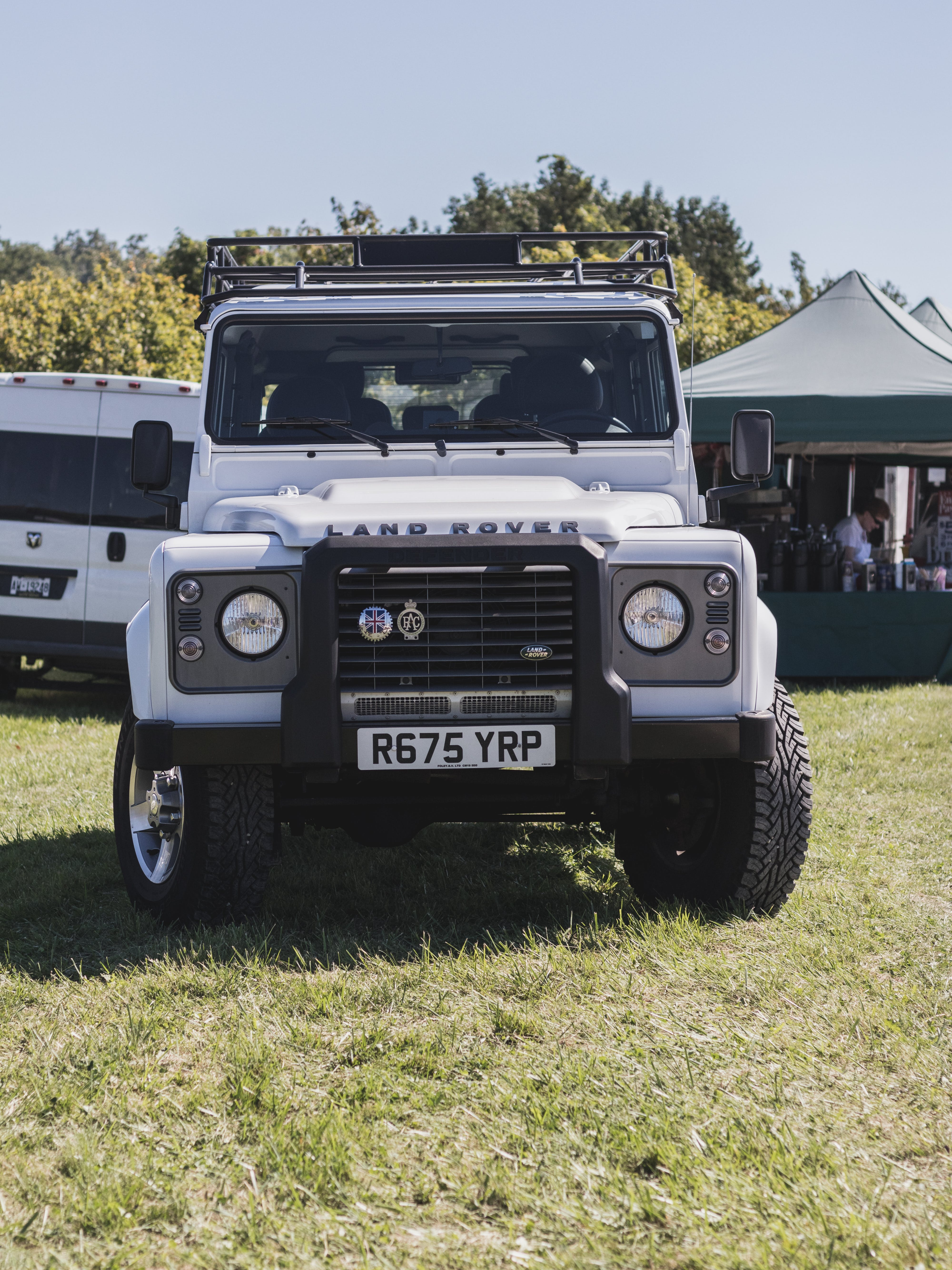Free stock photo of defender, land rover