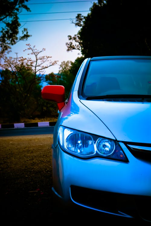 Kostenloses Stock Foto zu auto, automobil, autoscheinwerfer, design