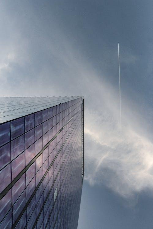 Základová fotografie zdarma na téma architektura, budova, mrakodrap, perspektiva