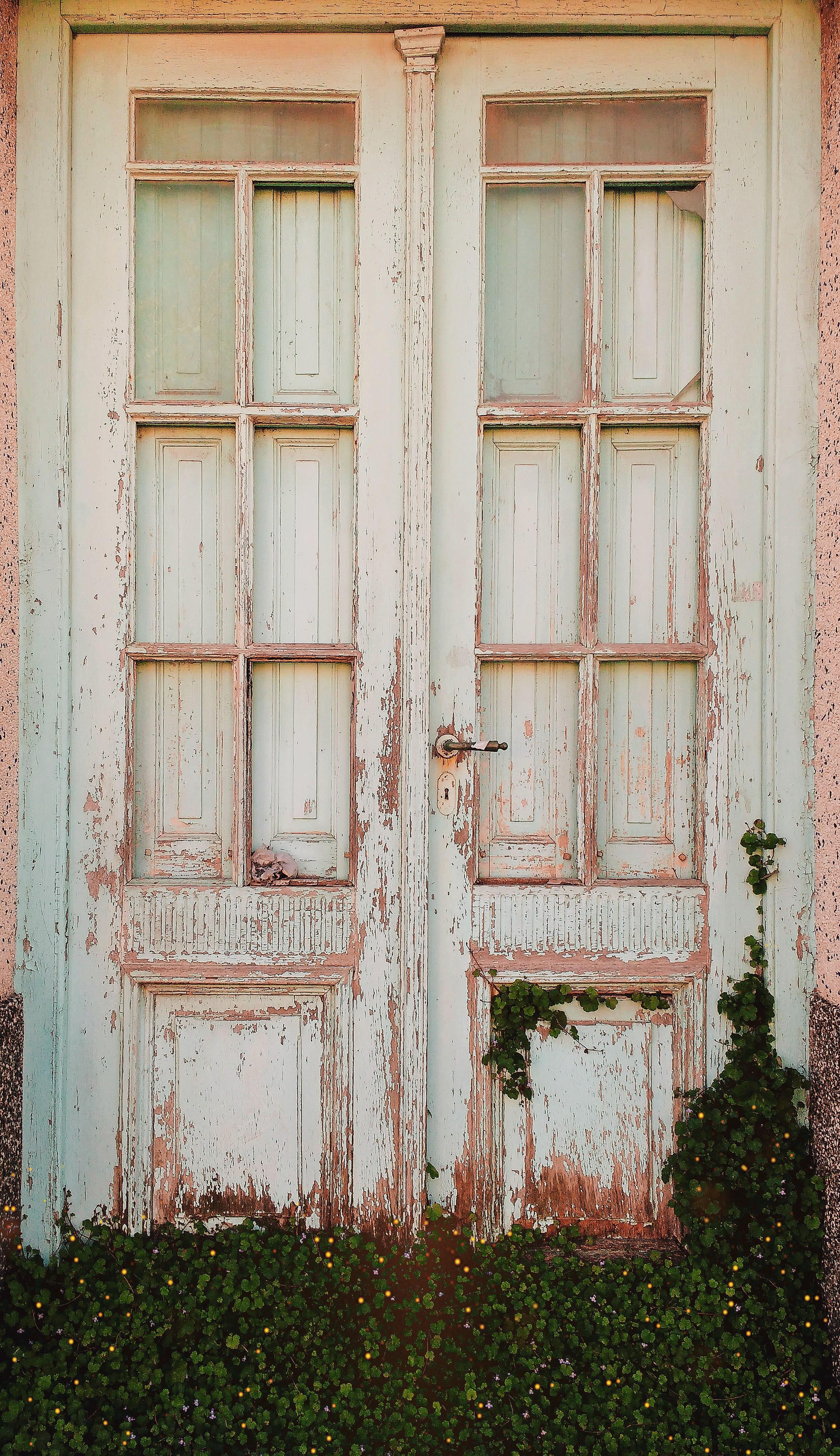 Tumblrの壁紙 ドア 廃墟の無料の写真素材