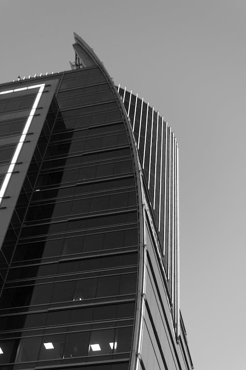 Foto d'estoc gratuïta de acer, alt, arquitectònic, arquitectura