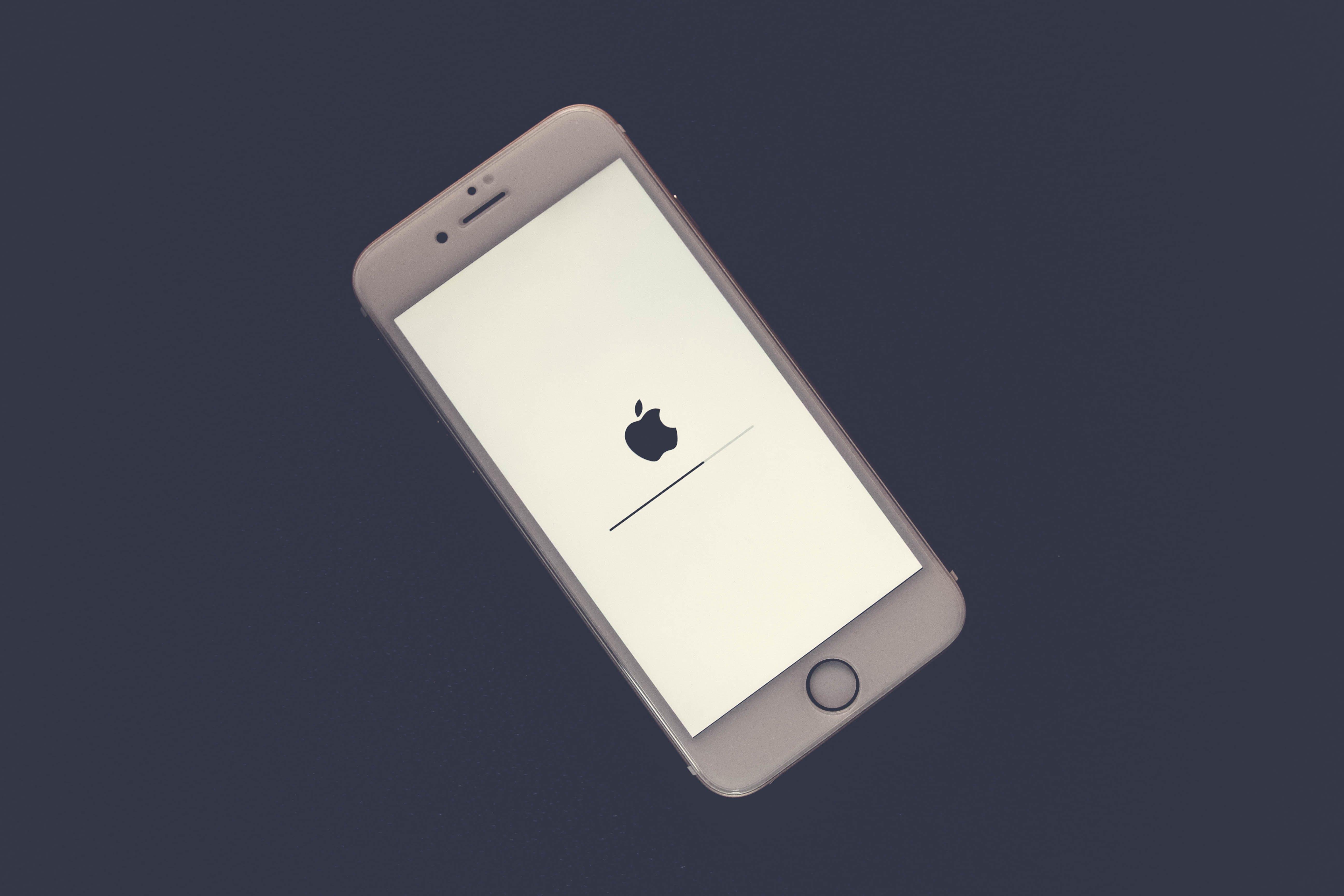 Free stock photo of apple, iOS