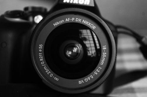 Foto d'estoc gratuïta de càmera fotogràfica a la fotografia