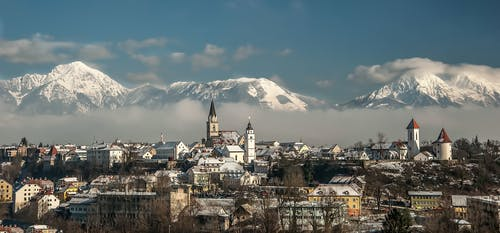 Free stock photo of Town of Kranj