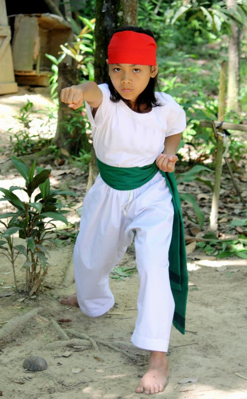 Free stock photo of boy, kung fu, martial arts, silat