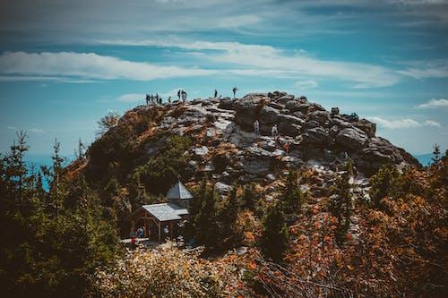パーク, 人, 山, 岩の無料の写真素材