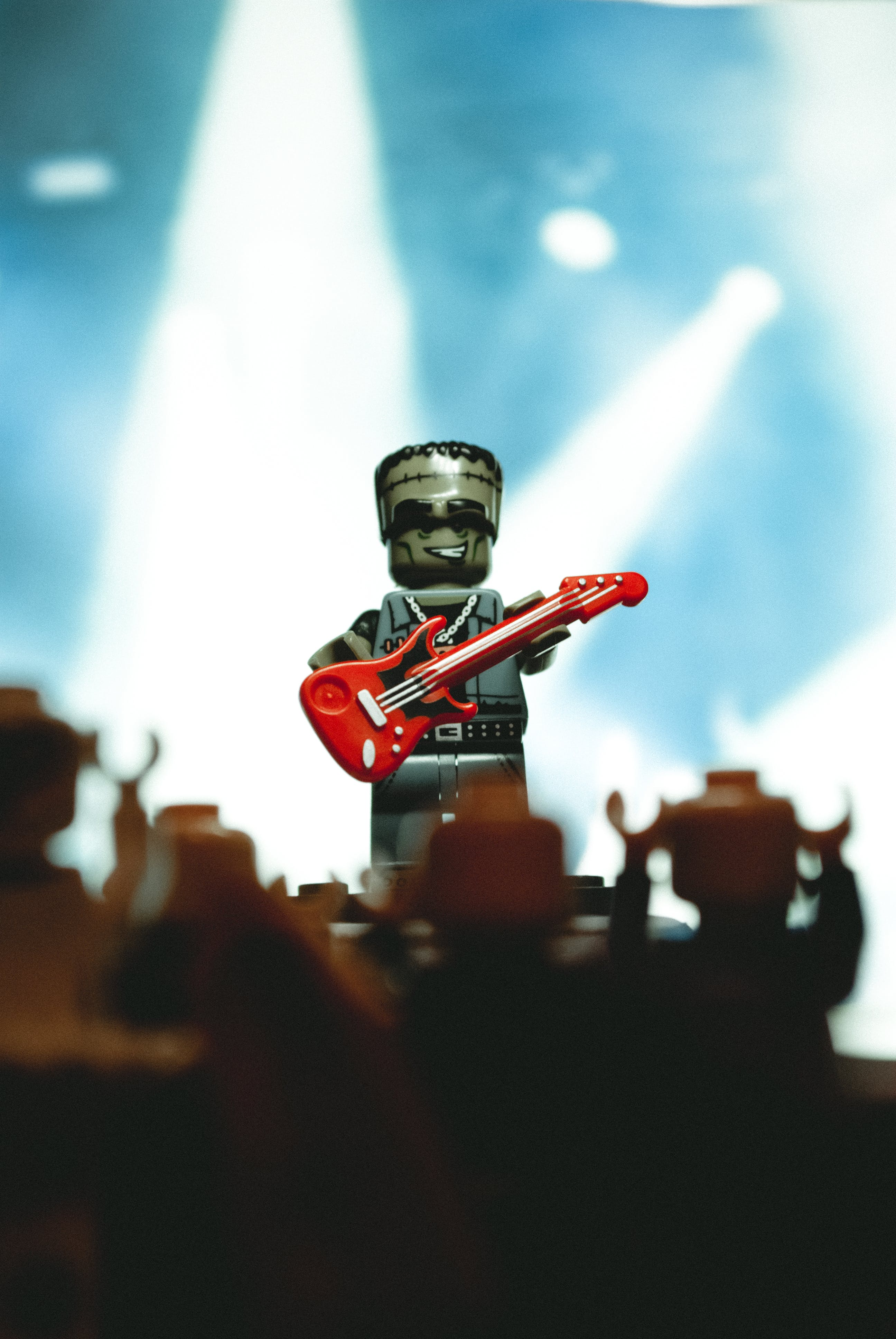 Free stock photo of concert, hard, lego, metal
