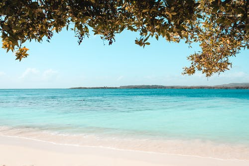 Ilmainen kuvapankkikuva tunnisteilla hiekka, hiekkaranta, horisontti, idyllinen