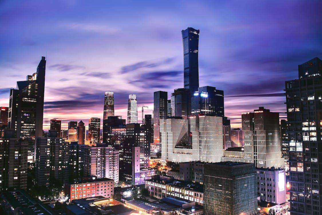 Beijing merupakan kota terbesar ke 8 di dunia
