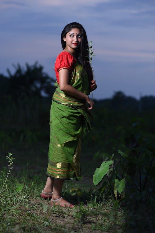 Gratis stockfoto met bengaals meisje, bengalees, dorpsmeisje, funholic chokrey