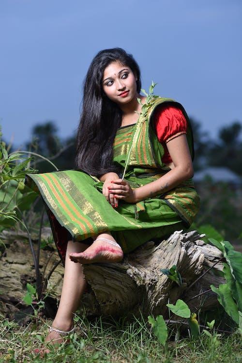 人, 印度女孩, 女人, 女孩 的 免費圖庫相片