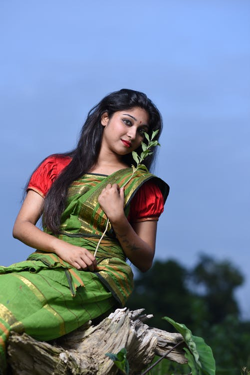 beautiful eyes, bengali, Bengali Girl