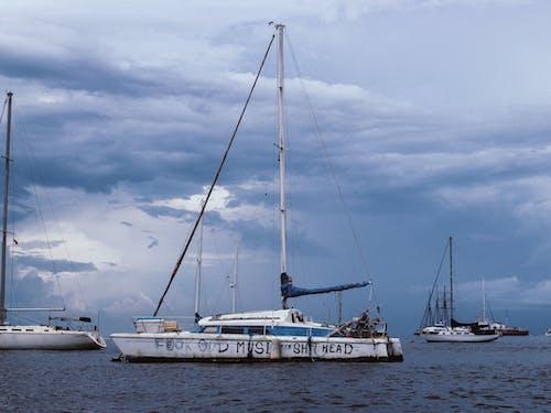 Ingyenes stockfotó hajóm csónak, karib-szigeteki, óceán, tenger témában