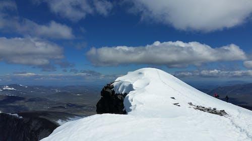 Gratis lagerfoto af bjerg, bjergvandring, gletsjer, jotunheimen