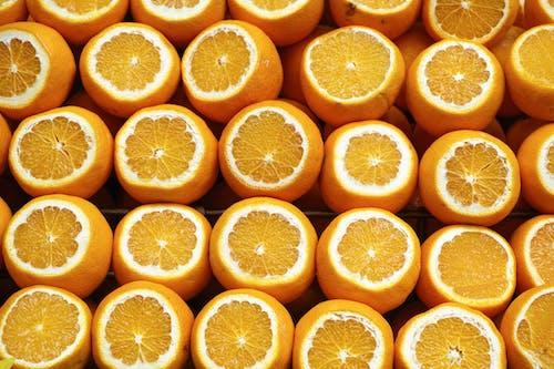 オレンジ, カット, コールド, サワーの無料の写真素材