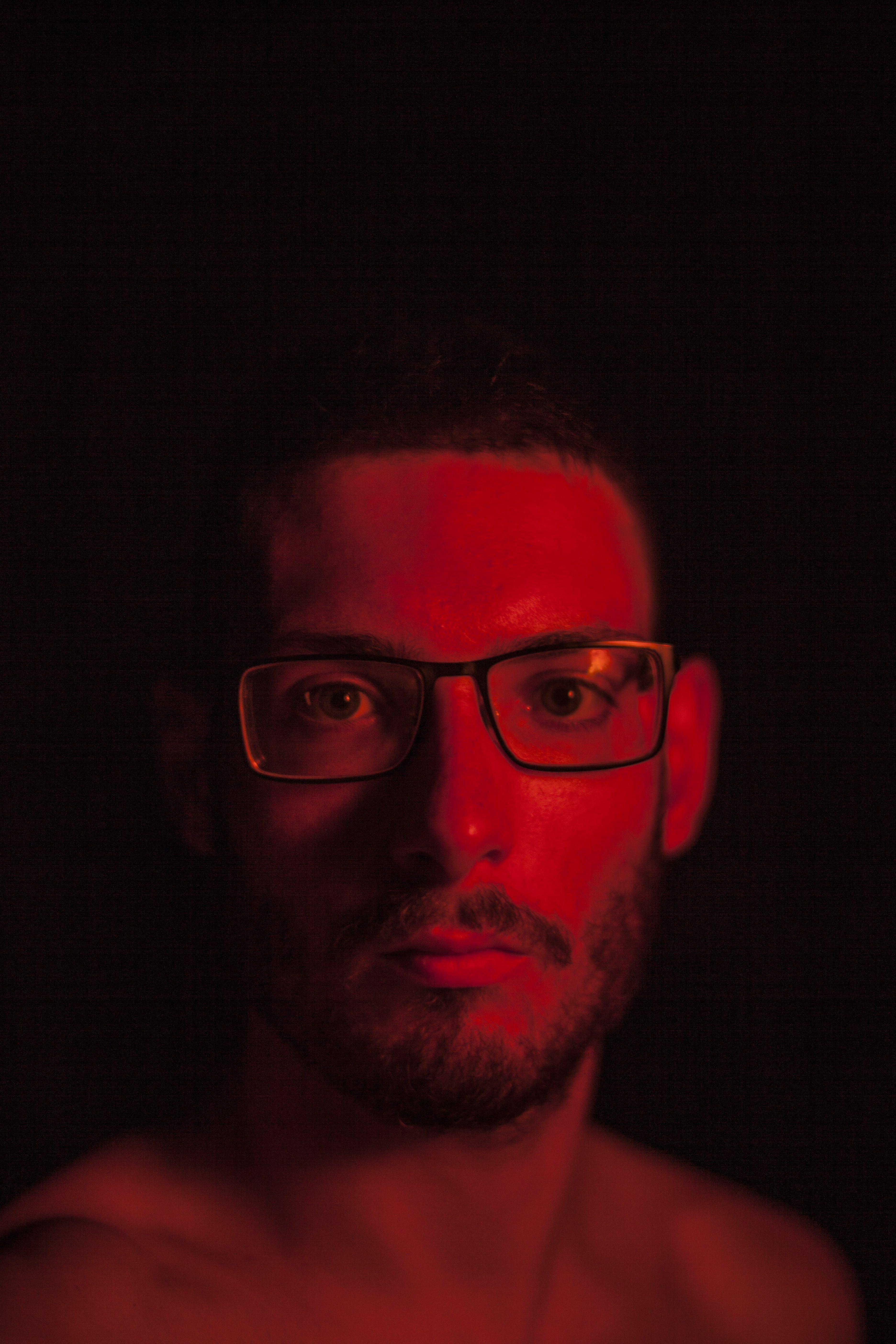 Kostnadsfri bild av ansiktshår, glasögon, ha på sig, konst