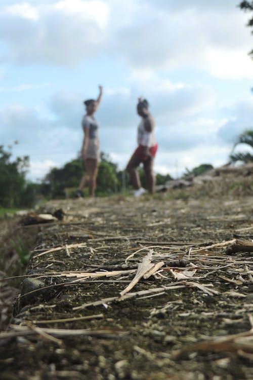 Free stock photo of dysfunctional, land, landscape, women