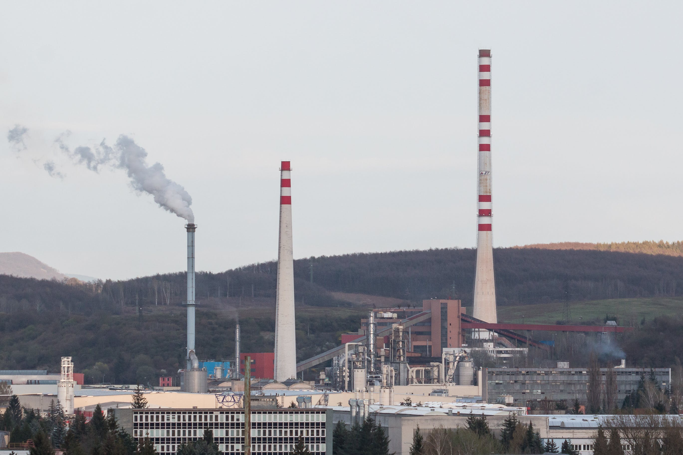 Fotos de stock gratuitas de industria, industrial, planta de calentamiento, zvolen