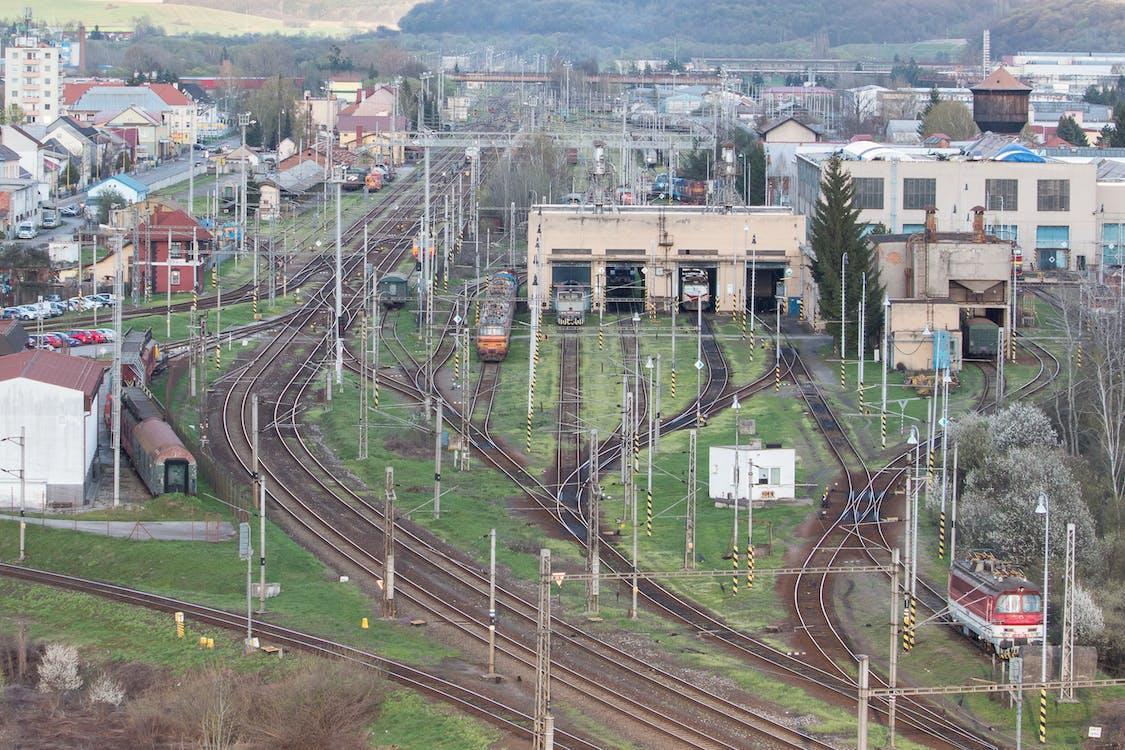 vasúti javítás, zvolen