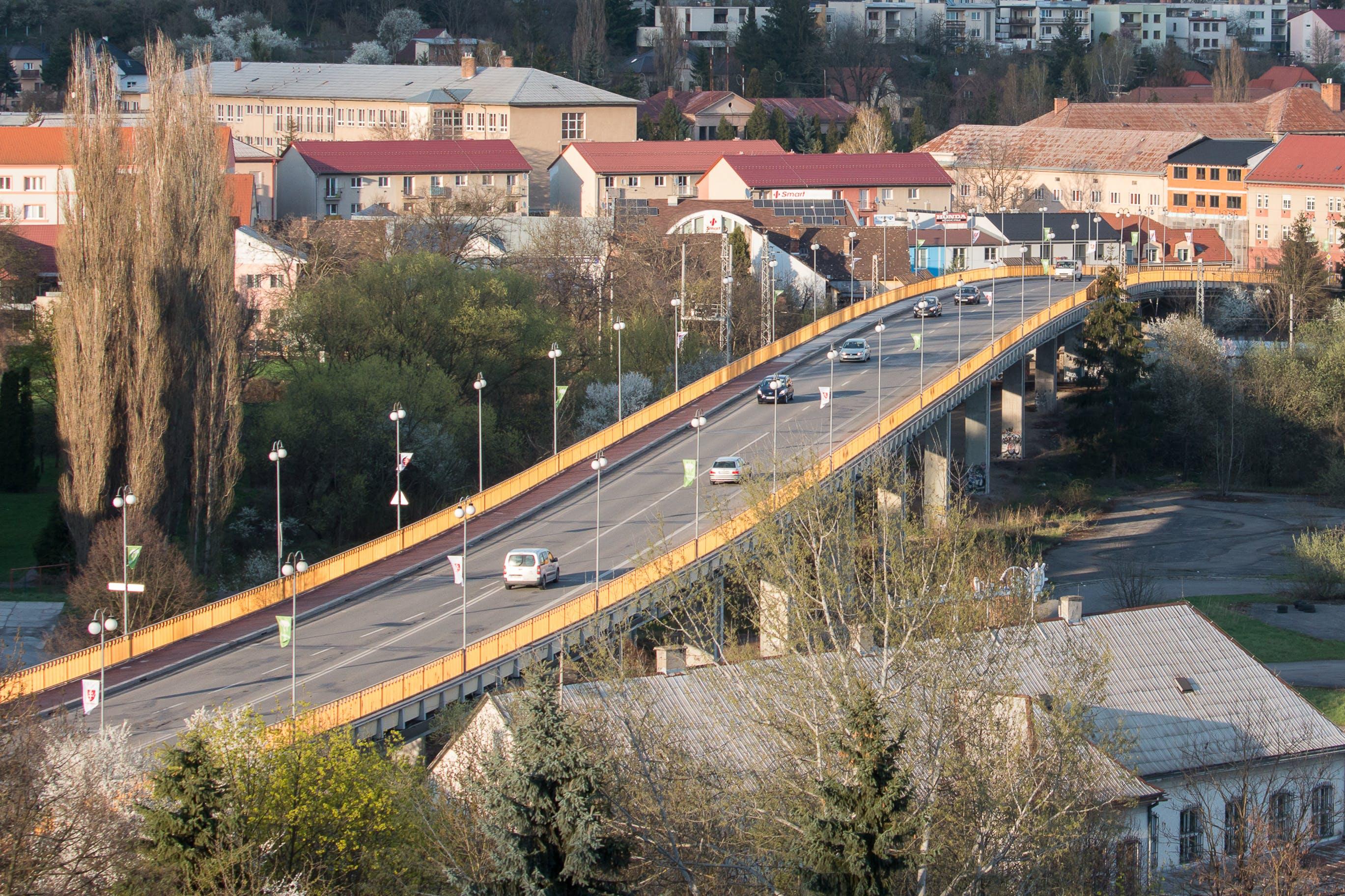 Základová fotografie zdarma na téma most, zvolen